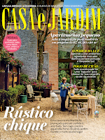 Screenshot of Revista Casa e Jardim