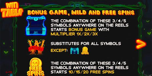 Mysterious Slot - screenshot