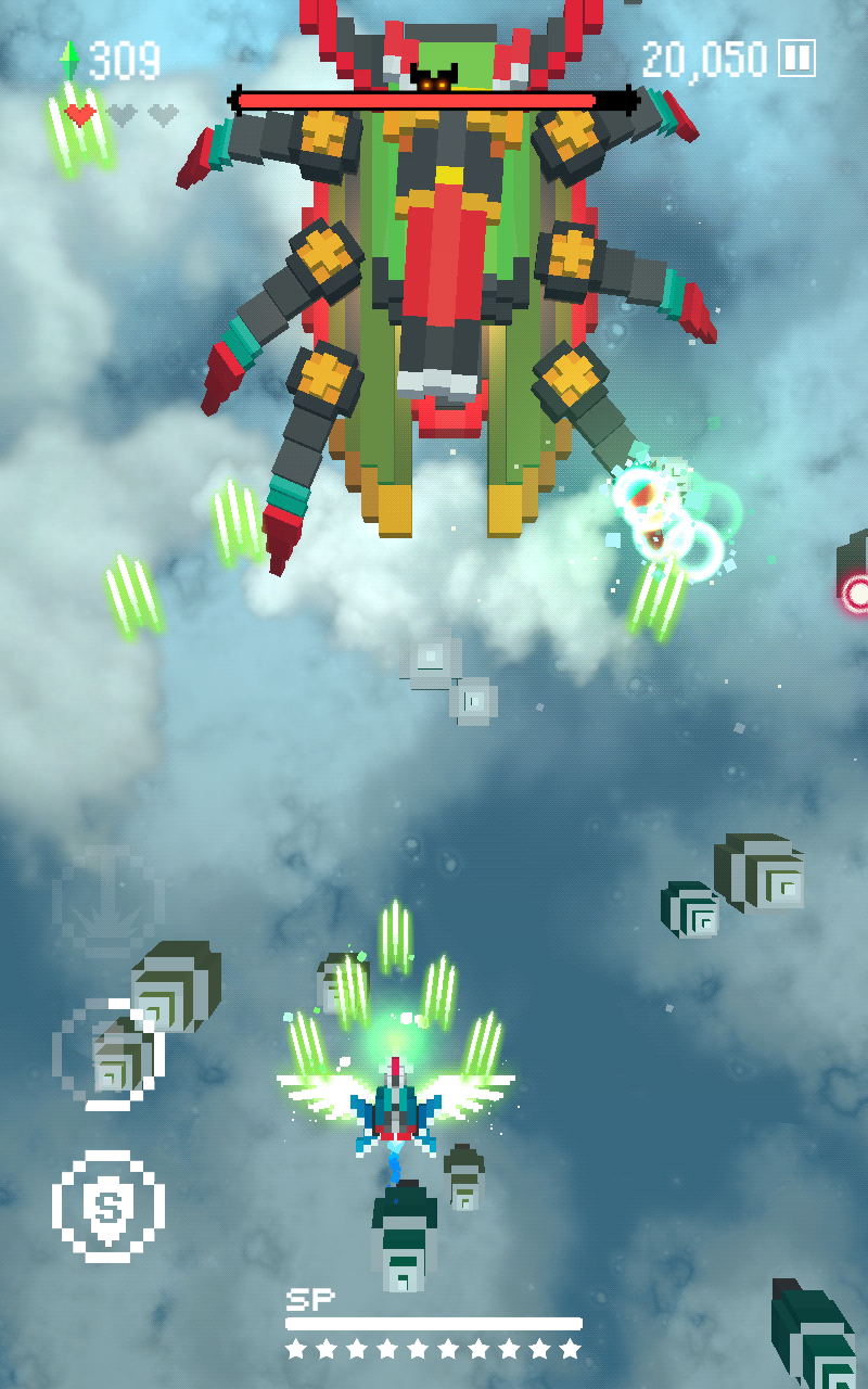 Retro Shooting - Arcade Shooter Screenshot 8