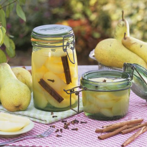 Preserved Pears