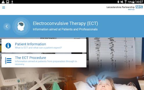 electroconvulsive therapy essay