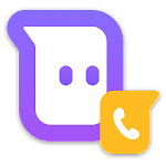 TextOne - free text +free call on 2nd phone number Icon