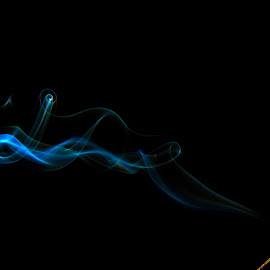 Smoke and Incense by Ron Meyers - Digital Art Things