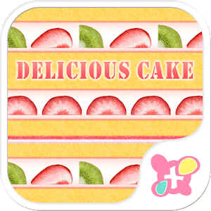 Cute Theme-Yummy Cake-