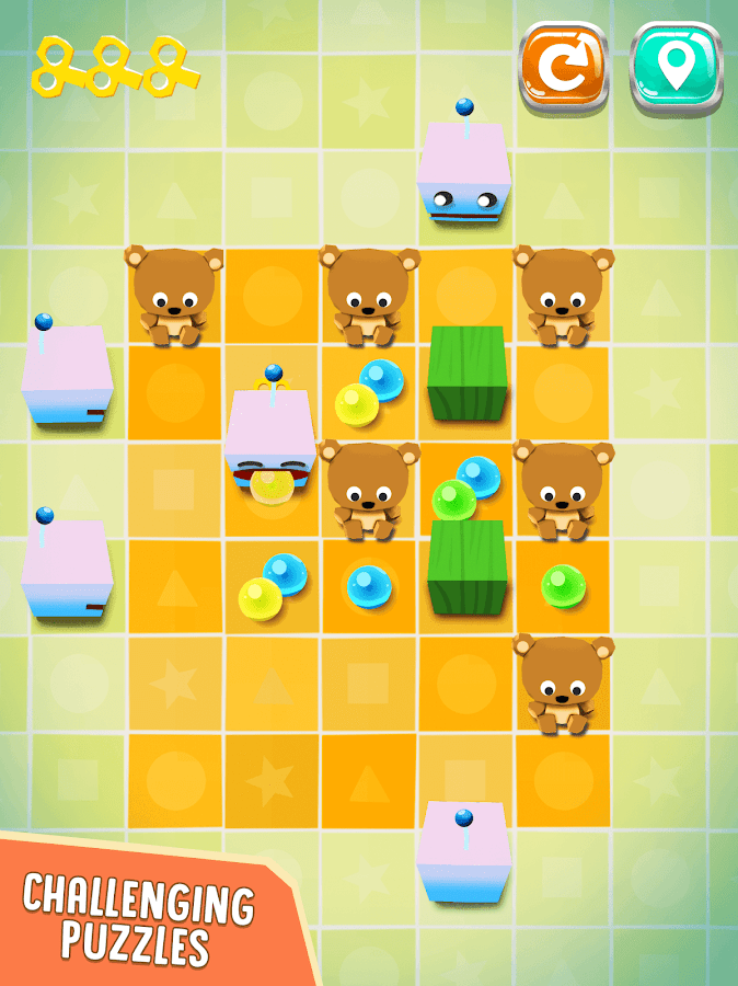 Tidy Robots Screenshot 8