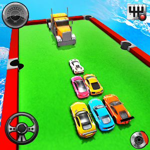 Billiards Pool Cars: Car Pool Ball Stunt For PC