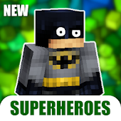 Superheroes for MCPE icon