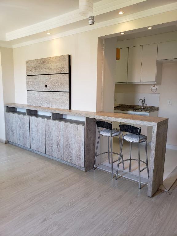 Apartamento com 2 dormitórios à venda, 53 m² por R$ 198.000,00 - Villa Flora - Hortolândia/SP