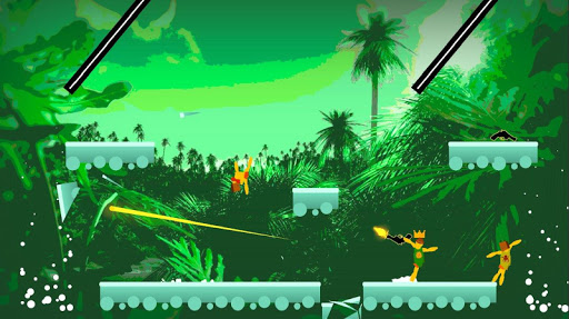 Stick Man Fight Game For PC