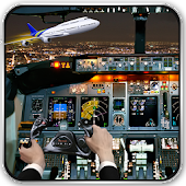 Pilot Airplane Driving Sim