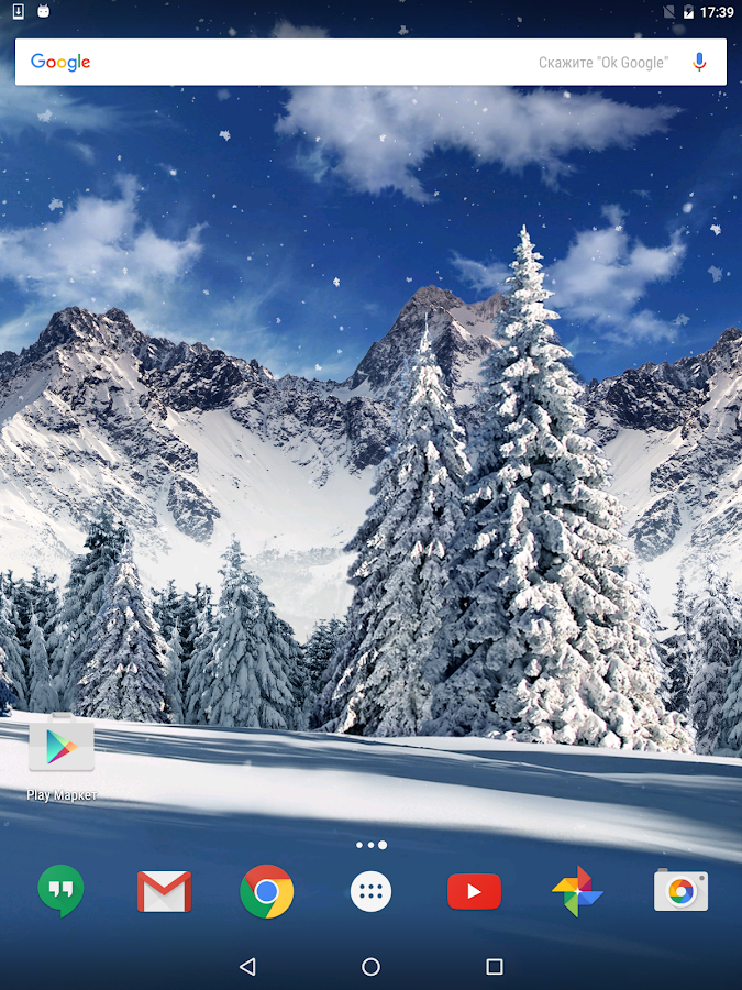 Real Snowfall Day Night PRO Screenshot 7
