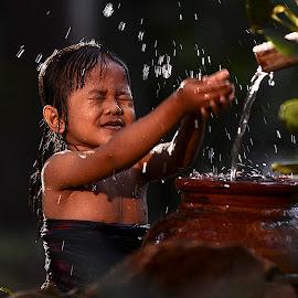 mandi by Doeh Namaku - Babies & Children Children Candids