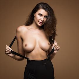 Olga by Riaan Www.rampix.co.uk - Nudes & Boudoir Artistic Nude ( studio, model, olga kaminska, rampix photography, rampix )