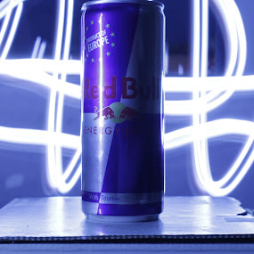 RedBull by Rex Myrul - Food & Drink Alcohol & Drinks ( taurine, bull, light, redbull )