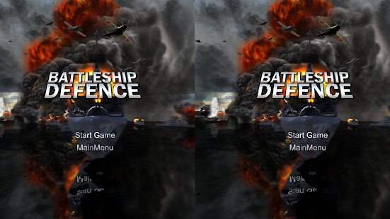 Battleship Defence VR screenshot for Android