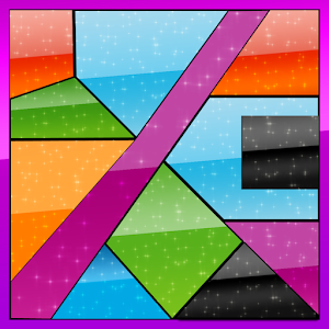 Curved King Tangram : Shape Puzzle Master Game For PC (Windows & MAC)