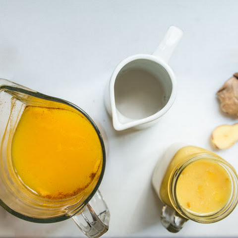 Get Glowing Turmeric Tea
