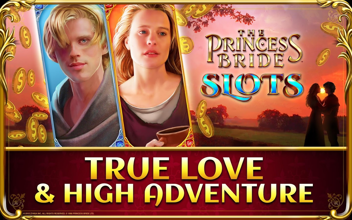 Princess Bride Slots Casino Screenshot 5