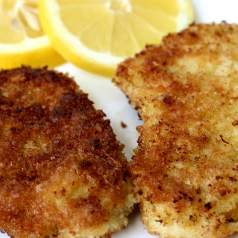 Lemon Parmesan Pork Chops {frugal and easy)