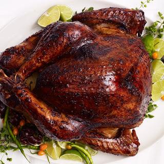 Chile Rubbed Turkey Recipes