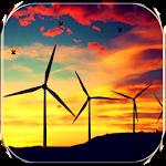 Windmill Live Wallpaper Icon