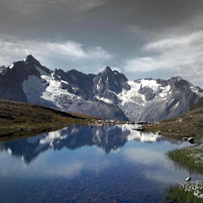 by Gilles Ferrier - Landscapes Mountains & Hills