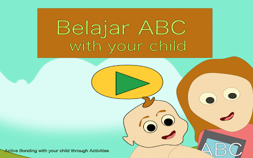 Belajar ABC with your child - screenshot