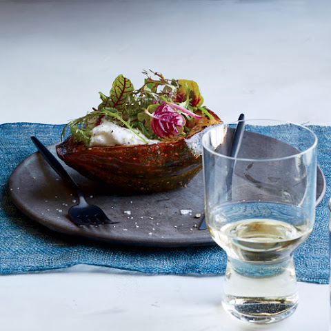 Balsamic Glazed Acorn Squash With Shallots And Rosemary Recipes ...