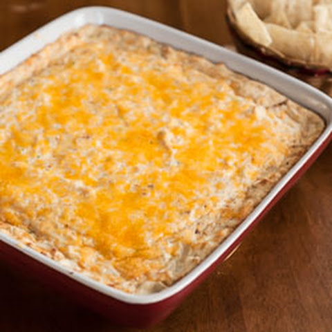 HOT AND SPICY CRAB DIP