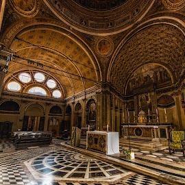 S.Maria S.Satiro by Antonello Madau - Buildings & Architecture Places of Worship