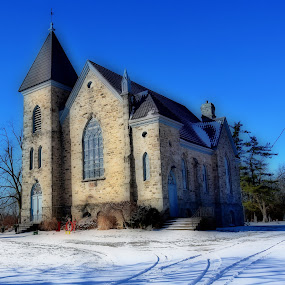 by Debbie Johnson MacArthur - Buildings & Architecture Places of Worship
