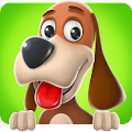 Game Talking Puppy Dog–Virtual Pet apk for kindle fire