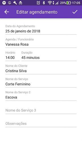 Salão99 - Gerenciamento de Salão de Beleza screenshot 5