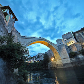 Old Bridge, Mostar by Almas Bavcic - Buildings & Architecture Other Exteriors