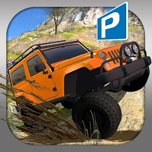 3D Off-Road Jeep Parking 2017