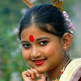 Bonyashree by Asif Bora - Babies & Children Child Portraits