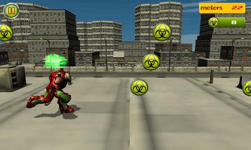The Iron Monster Buster screenshot 2