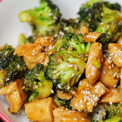 15 Minute Chicken and Broccoli