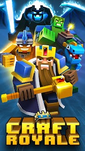 Download Craft Royale - Clash of Pixels APK for Android Kitkat