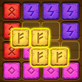 Rune Block Puzzle for Tetris
