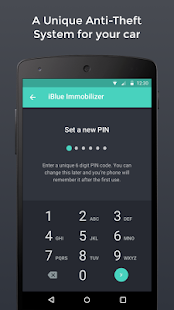 iBlue Immobilizer - screenshot
