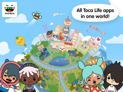 Toca Life: World 1.0.2 (Mod)