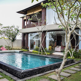 Private Villa in Ungasan by Loh Jiann - Buildings & Architecture Homes ( home, bali, villa, ungasan, private )