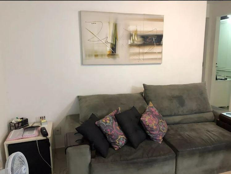 Apartamento com 2 dormitórios à venda, 60 m² - Santa Rosa - Niterói/RJ