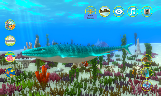 Talking Mosasaurus for pc