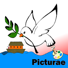 Picturae - Coloring Bible