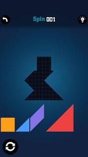 Game Tangram King APK for Kindle
