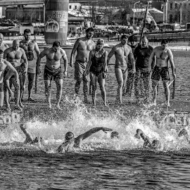 Swimming for the Epiphany 19.01.2016. by Dragan Nikolić - Sports & Fitness Watersports