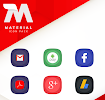 Materik - material icon pack- screenshot thumbnail