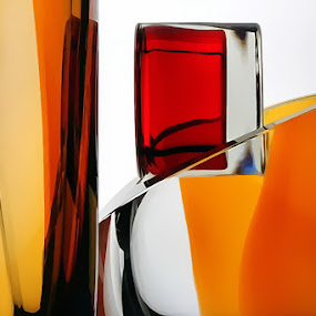 Vases by Michael Schwartz - Artistic Objects Glass ( color, colors, landscape, portrait, object, filter forge, colorful, mood factory, vibrant, happiness, January, moods, emotions, inspiration,  )